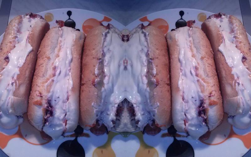 Σούπερ σπιτικά Hot dogs όλο απόλαυση