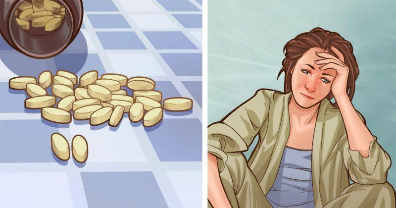 Υπερβολική ποσότητα σιδήρου στον οργανισμό: 7 Συμπτώματα και οι κίνδυνοι