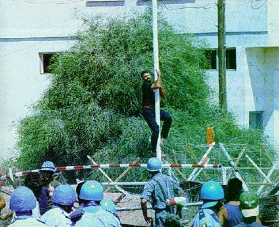 Αύγουστος 1996: Σολωμός Σολωμού και Τάσος Ισαάκ γίνονται εθνικοί ήρωες!Όλη η ιστορία!