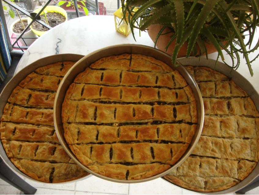 ζύμη για πίτες