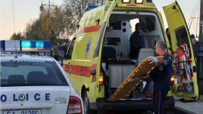 Σοκάρουν οι λεπτομέρειες της τραγωδίας στο Αίγιο: Πώς το ΙΧ παρέσυρε και σκότωσε γιαγιά και εγγόνι