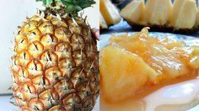 Φανταστικό Γλυκό κουταλιού ανανάς