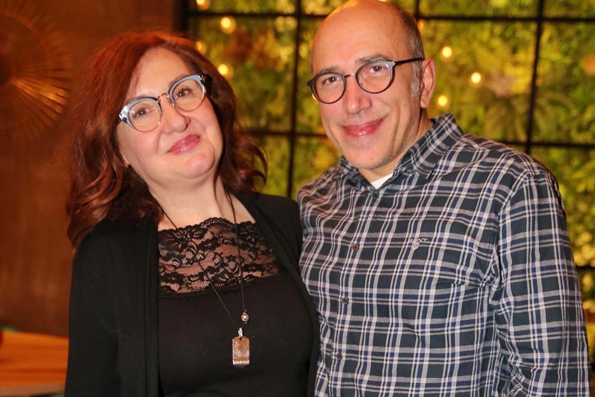 Φωτεινή Ντεμίρη και Χάρης Γρηγορόπουλος: Δείτε πόσο όμορφος είναι ο γιoς τους!