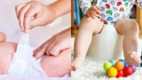 Πως θα μεταβεί το παιδί από την πάνα στο γιο-γιο; Χρήσιμες συμβουλές από την παιδίατρο Δρ. Α. Κατσαφάδου!