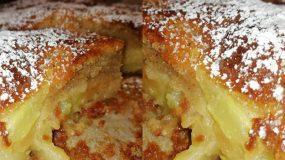 Εξαιρετική συνταγή για μυρωδάτη μηλόπιτα που θα λατρέψετε!