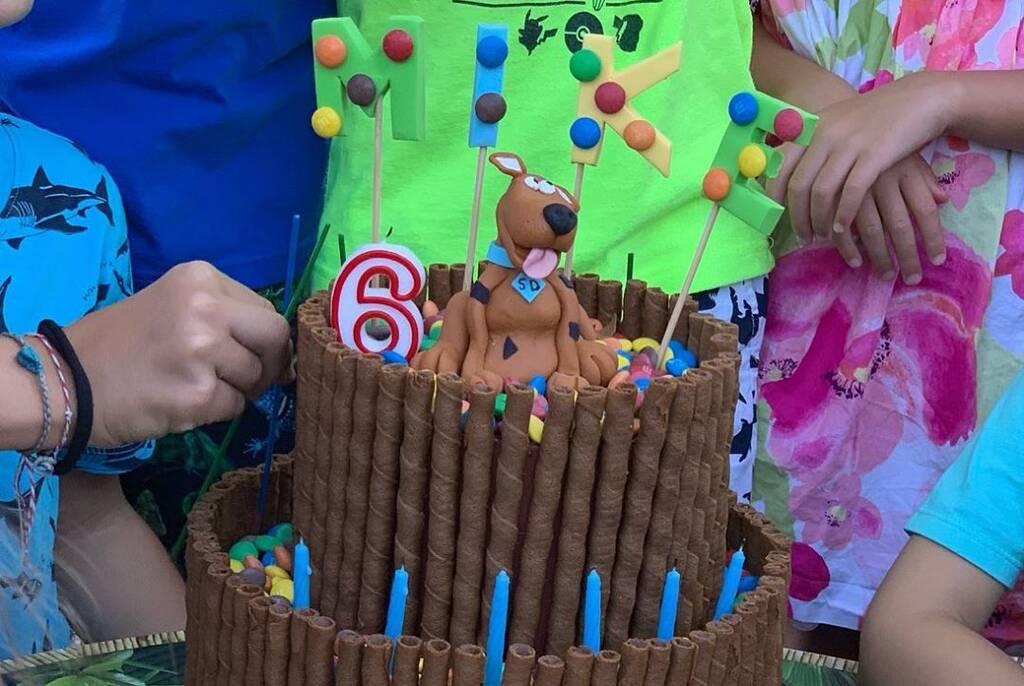 Χρηστίδου-Μαραντίνης: Γιόρτασαν μαζί τα γενέθλια του γιoυ τους! Φωτογραφίες