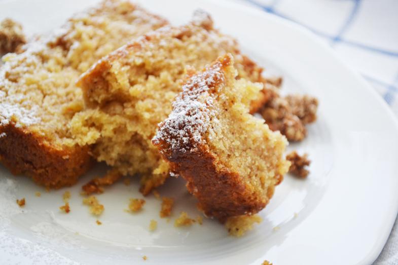 Πεντανόστιμο και πολύ υγιεινό κέικ μήλου, ιδανικό και για σχολικό κολατσιό!(νηστίσιμο)