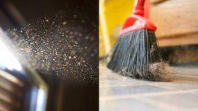 Γεμίζει συνέχεια το σπίτι σου με σκόνη; Αυτοί είναι οι λόγοι