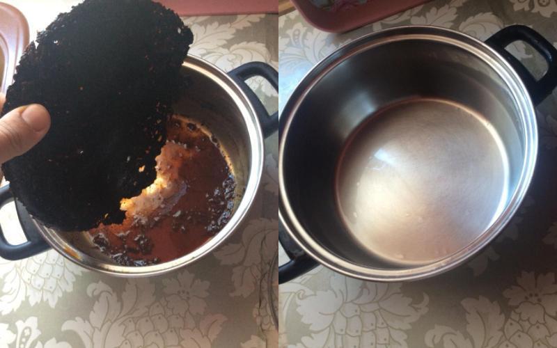 Ο απίστευτος και πανευκολος τρόπος να καθαρίσετε τη κατσαρόλα σας και τα λίπη χωρίς χημικά