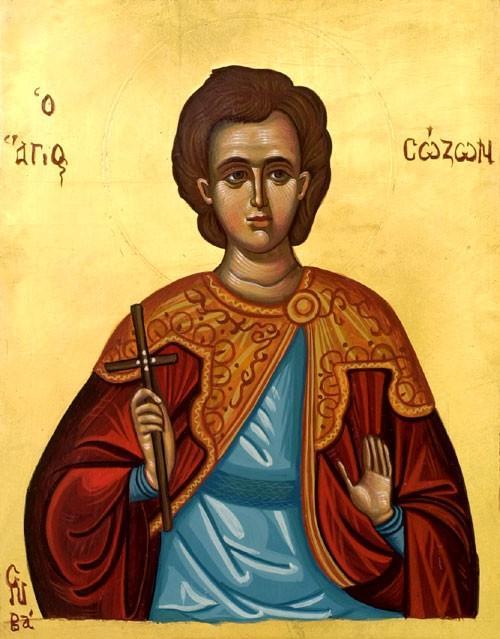 Ο Άγιος Σώζων ή όπως τον αποκαλεί ο λαός ο Άγιος Σώστης: Ο Πολιούχος της Λήμνου που διαμέλισαν και βασάνισαν- Ο Βίος του