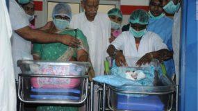 73χρονη γέννησε δίδυμα και την επομένη ο 82χρονος σύζυγός της υπέστη εγκεφαλικό!