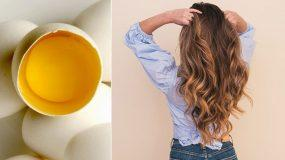 Φυσική μάσκα μαλλιών- Οι 8 πιο αποτελεσματικές και ευεργετικές συνταγές με αυγό που θα σώσουν τα μαλλιά σας