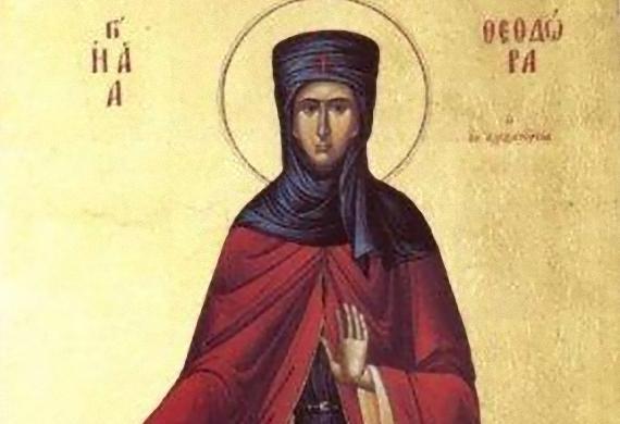 Αγία Θεοδώρα από την Αλεξάνδρεια: η μετανοημένη σύζυγος που αγίασε