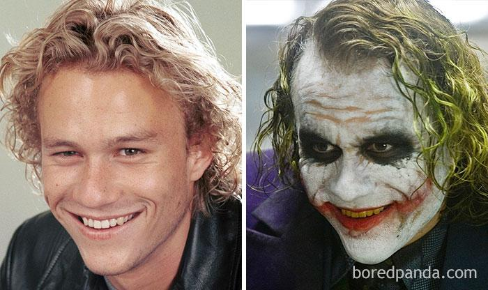 Η Απόλυτη Μεταμόρφωση! 40 Φωτογραφίες ηθοποιών που για τον ρόλο και μόνο με μακιγιάζ άλλαξαν προσωπο