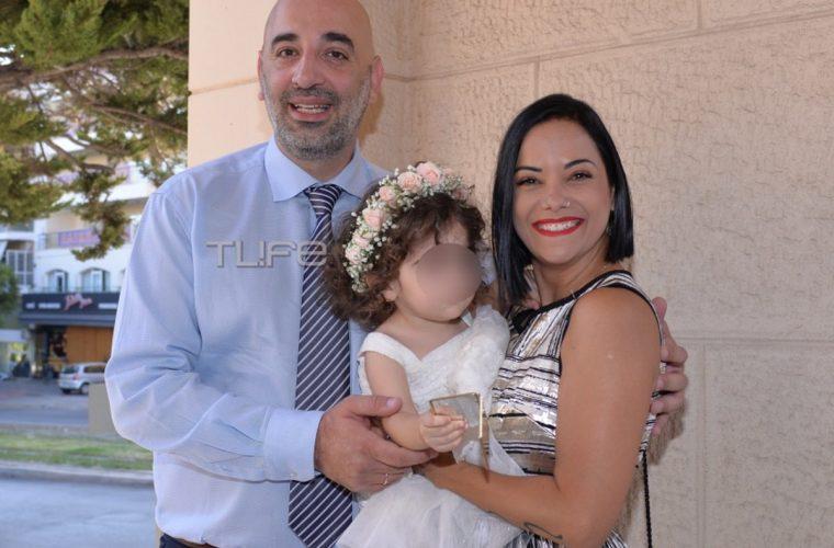Κατερίνα Τσάβαλου: To άλμπουμ της βάφτισης της κόρης της με νονούς Κορινθίου – Αϊβάζη! (εικόνες)