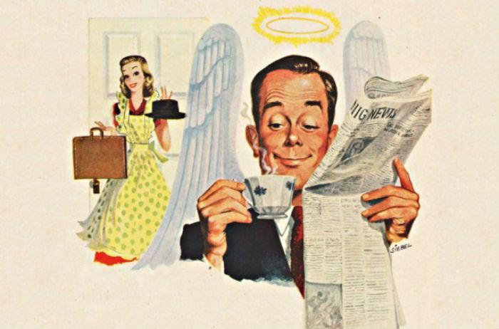 Εκτός πραγματικότητας! 8 Σημάδια που δείχνουν πόσο διαφορετικά αντιλαμβάνονται την οικογενειακή ζωή οι άντρες!