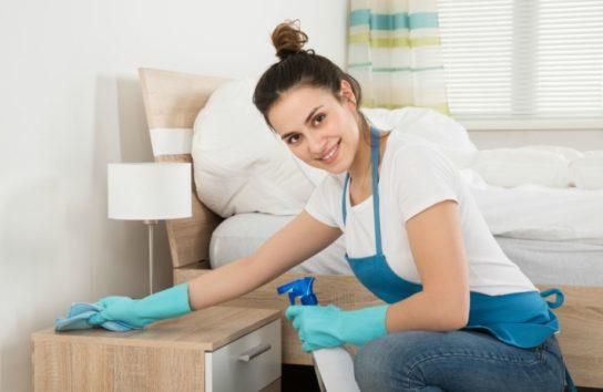 Το πολύ αποτελεσματικό πρόγραμμα καθαριότητας σπιτιού που θα σας αφήνει τα Σ/Κ ελεύθερα με μόνο 20' την ημέρα