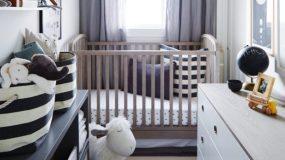 Βρεφικό Δωμάτιο: Έξυπνα και πολύτιμα tips εξοικονόμησης χώρου σε μικρό σπίτι!
