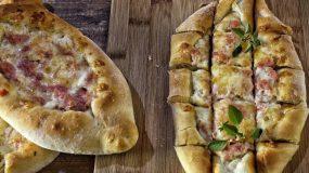 Εύκολο & Πεντανόστιμο Πεϊνιρλί - Pizza Boat - Peinirli