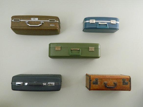 Με μία παλιά βαλίτσα, έκανε το πιο εντυπωσιακό διακοσμητικό! Θα μείνετε άφωνοι