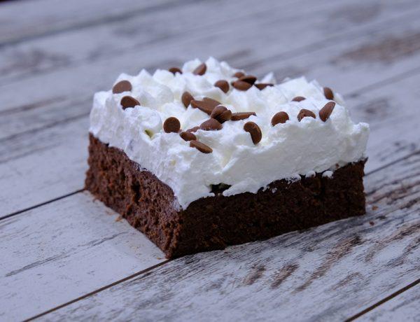 Το πιο νόστιμο και εύκολο μαμαδίστικο γλυκάκι- Mammy's Chocolate dessert