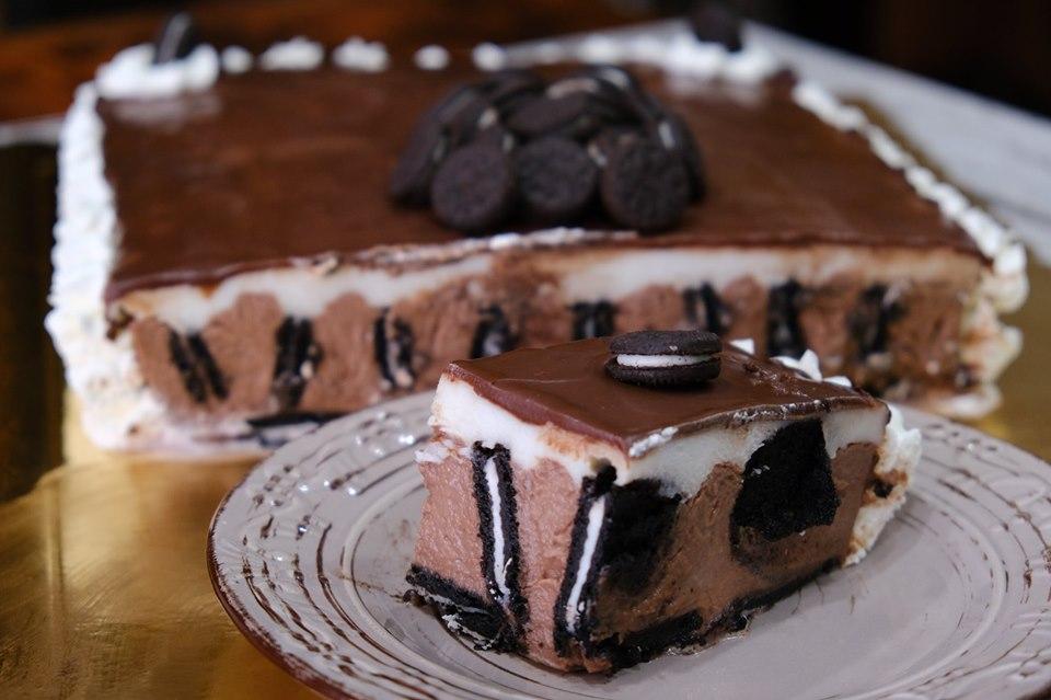 Η πιο εντυπωσιακή τούρτα Oreo- Chocolate oreo cake recipe!
