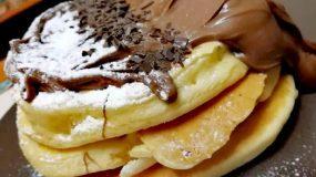 Η πιο εύκολη συνταγή για αφράτα pancakes!