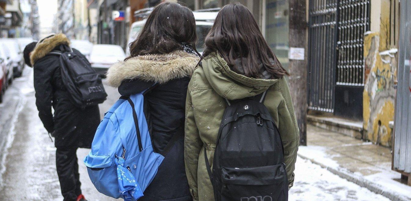 """""""Θα ξεπαγιάσουν οι μαθητές μέσα στον χειμώνα""""- Έκκληση σε υπουργεία Παιδείας και Οικονομικών κάνουν οι διευθυντές σχολείων!"""