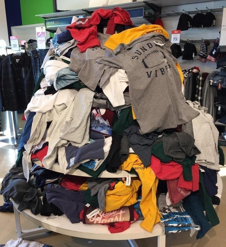 25 φωτογραφίες ρούχων που μας φέρνουν σε άβολες καταστάσεις και σίγουρα ταυτιζόμαστε