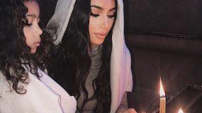 Kim Kardashian: Βαφτίστηκε μαζί με τα παιδιά της στην Αρμενία! Συγκλονιστικές φωτογραφίες