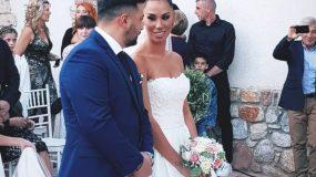 Παντρεύτηκε ο αδελφός του Παντελή Παντελίδη και βάφτισε την κόρη τους! [pics,video]