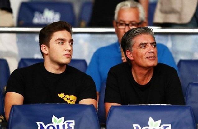 Μεγάλωσαν και είναι ίδιοι οι γονείς τους! Δείτε τα παιδιά των πιο διάσημων Ελλήνων πόσο όμορφοι είναι!