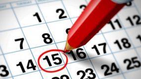Τριήμερο θα έχουμε για την 28η Οκτωβρίου. Όλες οι αργίες για το 2020 που πέφτουν τριήμερα!