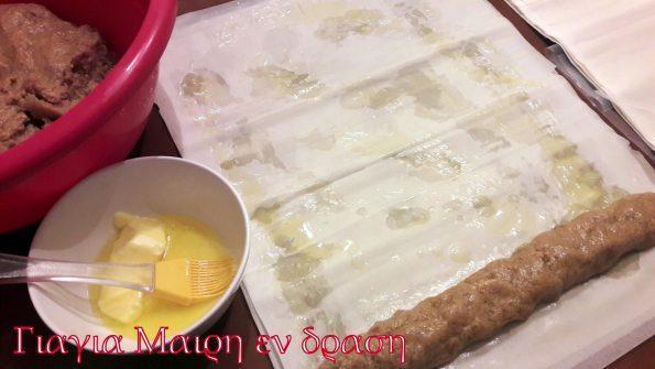 Πρωτότυπα μελομακάρονα με φύλλο κρούστας by Mairh