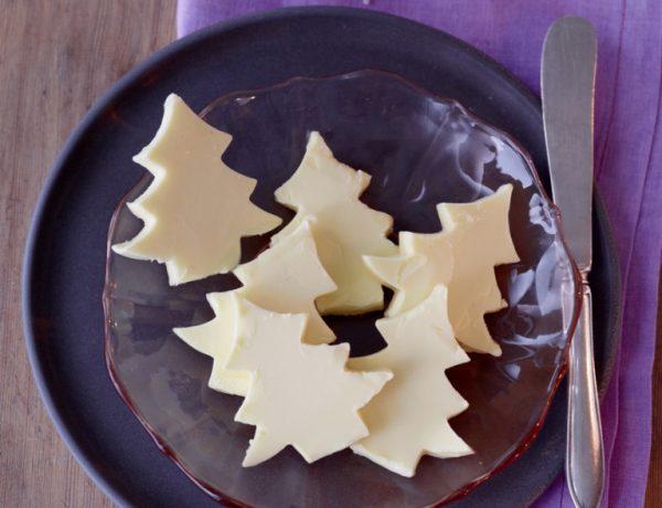 Τα πιο ωραία δεντράκια για να στολίσετε το χριστουγεννιάτικο τραπέζι με 1 υλικό