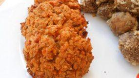 Μπιφτέκια από τα φασόλια και το ρύζι που σας περίσσεψε δεν θα πιστεύετε την γεύση τους-Burgers with beans and rice