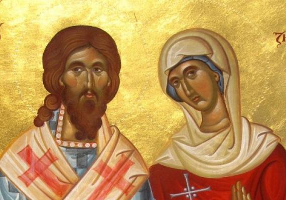 Άγιοι Ζηνόβιος και Ζηνοβία 30 Οκτωβρίου: Τα βασανιστήρια και ο θαυμαστός βίος