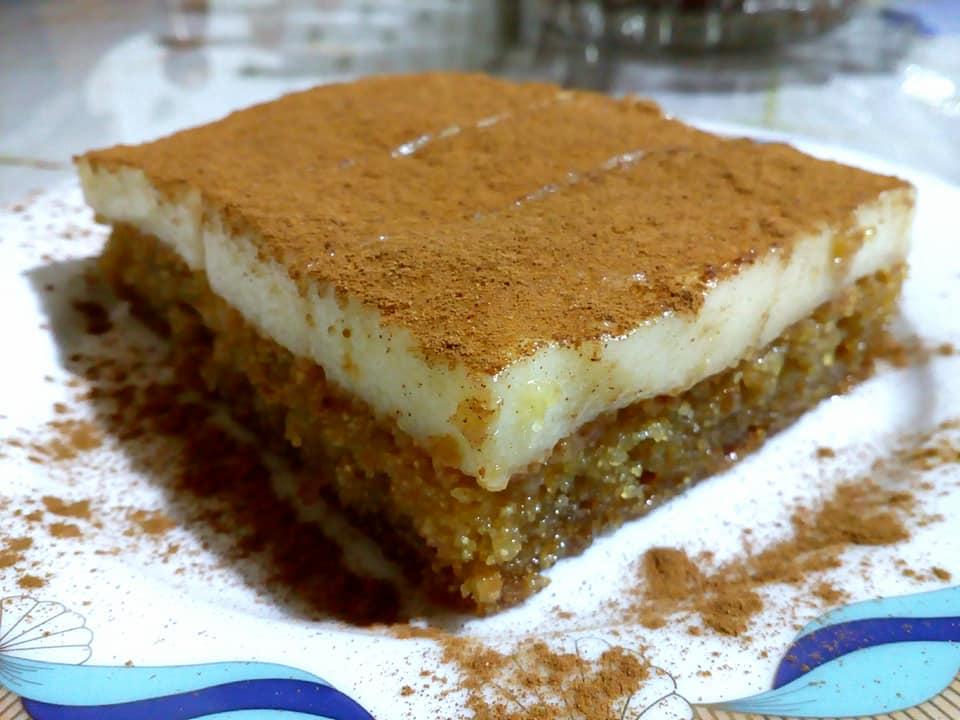 Παραδοσιακό γλυκό Πολίτικο Θεσσαλονίκης πεντανόστιμο!