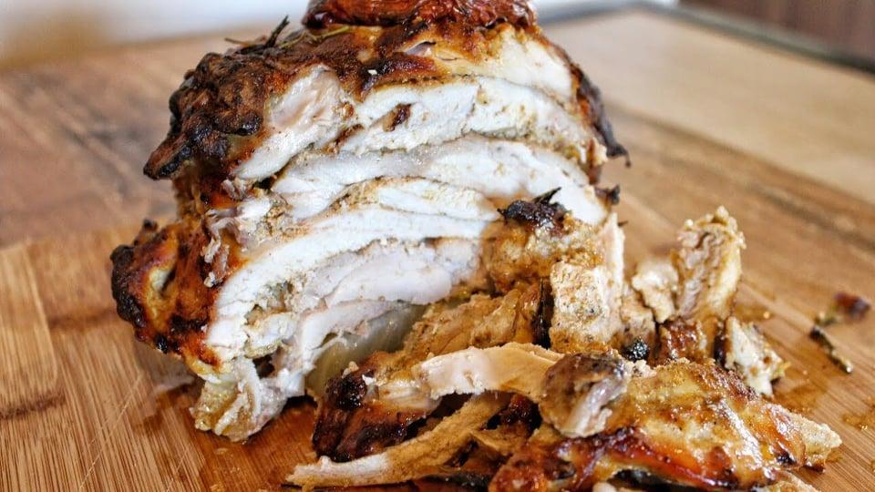 Φανταστικός Γύρος Κοτόπουλο (Σαν αγοραστός) - Greek Chicken Gyros
