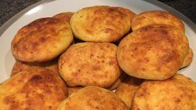 Μπισκότα με τυρί κότατζ για το κολατσιό στο σχολείο σε 20'