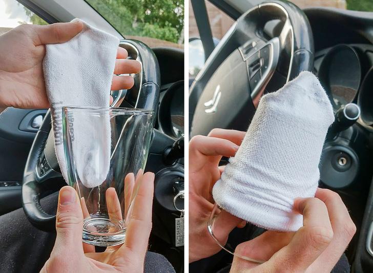 12 Έξυπνα κόλπα για να εξαφανίσετε δύσκολους λεκέδες από πράγματα που νομίζατε ότι δεν θα καθαρίσουν ποτέ