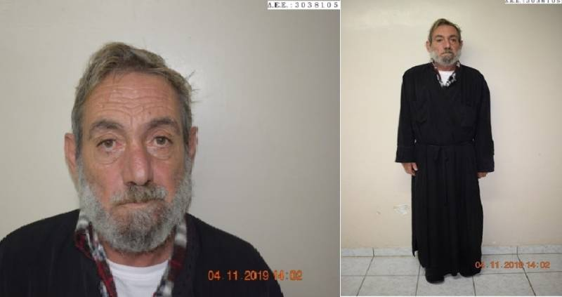 Αυτός είναι ο παππάς που κατηγορείται για τον βiασμό της 12χρονης στη Μάνη