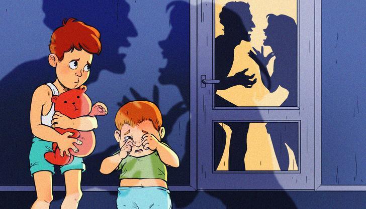 """""""Μένουμε μαζί για τα παιδιά"""" Οι σοβαρές επιπτώσεις στα παιδιά που έχει η απόφαση αυτή των γονέων"""
