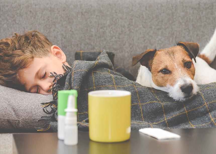 Παιδικός σταθμός: Δείτε τις 7 πιο συχνές αρρώστιες που κολλάει το παιδί