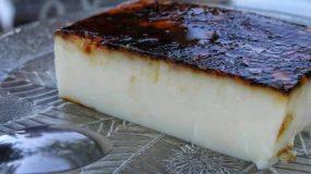 Το πιο εύκολο Καζάν Ντιπί- Kazandibi - Caramelized milk pudding