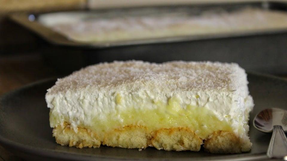 Η πιο εύκολη χριστουγεννιάτικη πάστα με ινδοκάρυδο-Raffaello Cake