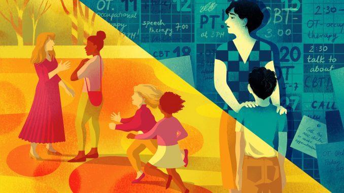 Η άρνηση των γονιών να αποδεχτούν τον αυτισμό και οι σοβαρές επιπτώσεις στο παιδί