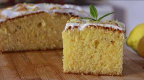 Πανεύκολο, Αφράτο Κέικ Λεμονιού (Φανταστικό Λεμονογλυκό) - Delicious Lemon Cake