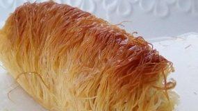 Συνταγή για παραδοσιακό κανταΐφι εύκολο και πεντανόστιμο