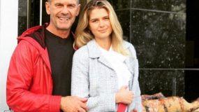 Πέτρος Κωστόπουλος: Δημοσίευσε φωτογραφία του 12 ετών και είναι ίδιος η κόρη του Αμαλία! (εικόνα)